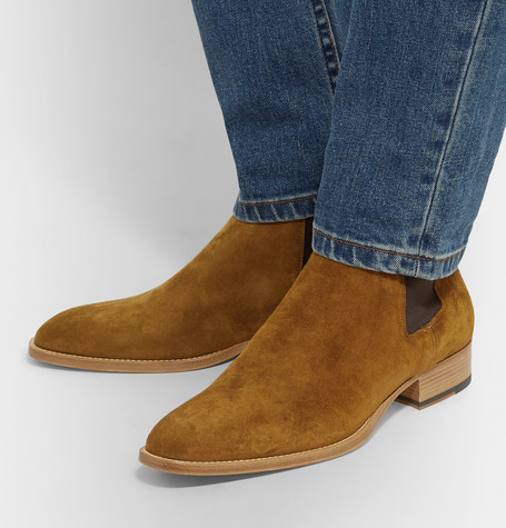 By Chelsea Boots Sandro Chelsea ShoptagrSuede ShoptagrSuede Boots By F1lTJc3K