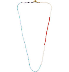 Mikia Beaded Necklace