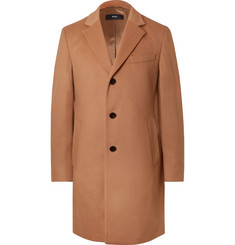 Hugo Boss Wool and Cashmere-Blend Coat