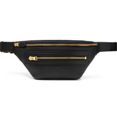 TOM FORD - Full-Grain Leather Belt Bag