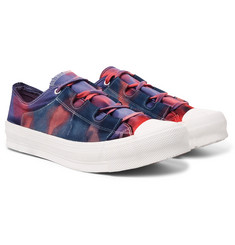 Needles - Ghillie Tie-Dyed Canvas Sneakers