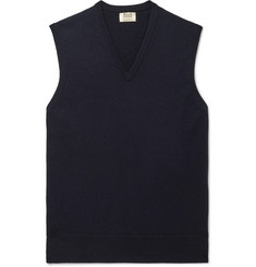 William Lockie - Cashmere Sweater Vest