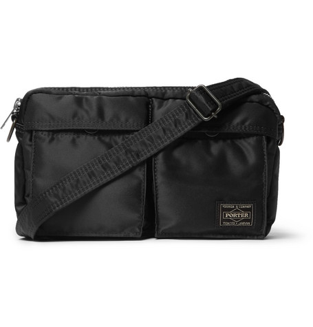 Porter-Yoshida & Co Tanker Nylon Messenger Bag