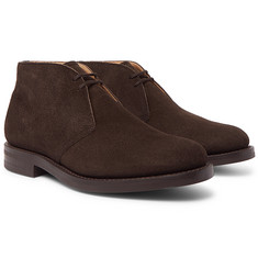 Church's - Ryder 3 Suede Desert Boots
