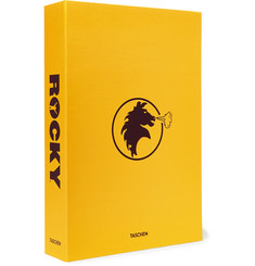 Taschen - Rocky: The Complete Films Signed Collectors' Edition Hardcover Book Box Set