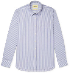 De Bonne Facture Slim-Fit Striped Cotton Shirt