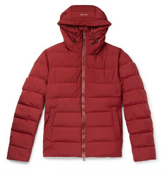 Herno Laminar GORE-TEX INFINIUM Hooded Down Jacket