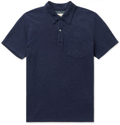 Bellerose Pin-Dot Cotton Polo Shirt