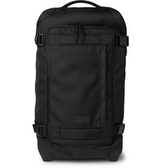 Eastpak Tranverz Medium 51cm Leather-Trimmed Canvas Suitcase