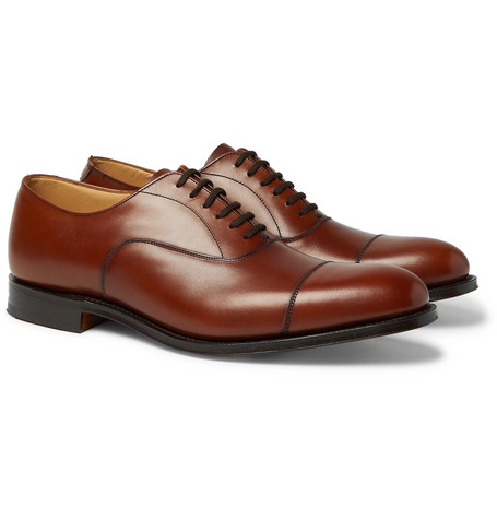 Church's Oxfords DUBAI POLISHED-LEATHER OXFORD SHOES