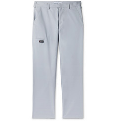 AFFIX Navy Twill Trousers