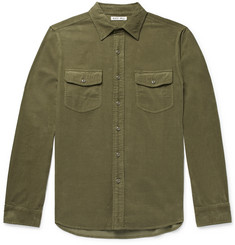 Alex Mill Cotton-Corduroy Shirt