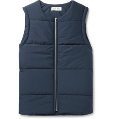 Alex Mill Quilted Waterproof Shell Gilet