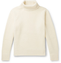 Holiday Boileau Mick Virgin Wool-Blend Rollneck Sweater