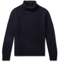 Holiday Boileau Mick Virgin Wool Rollneck Sweater