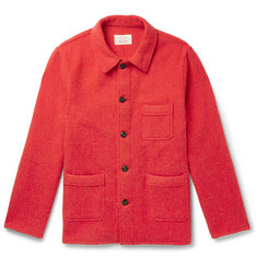 Holiday Boileau Wool-Blend Jacket