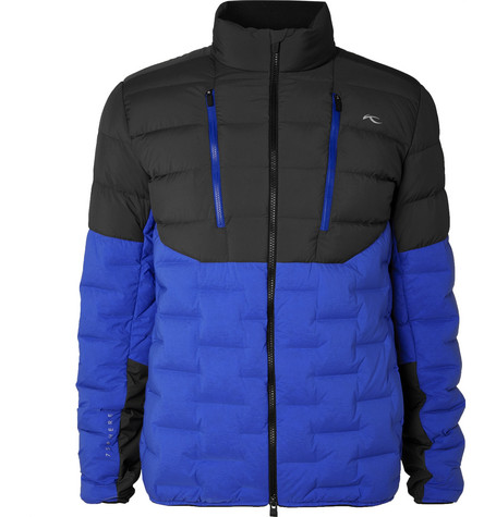 Kjus 7SPHERE II Hybrid Quilted Down Jacket