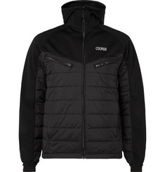 Colmar Enigma Slim-Fit Panelled Quilted Micro-Ripstop PrimaLoft Ski Jacket
