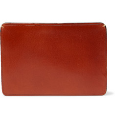 1207b3841625 Il Bussetto - Polished-Leather Cardholder