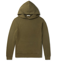 Alex Mill Loopback Cotton-Jersey Hoodie