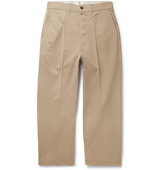 Chimala Cotton-Twill Trousers