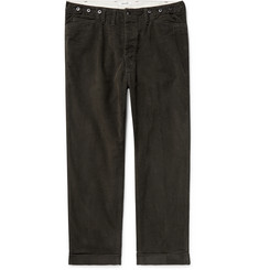Chimala Cotton-Corduroy Trousers