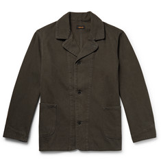 Chimala Cotton-Twill Jacket