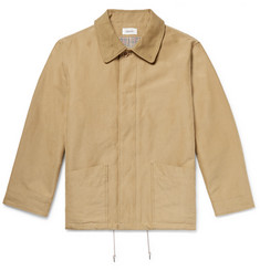 Chimala Brushed-Twill Jacket