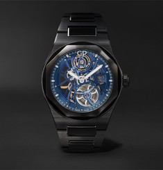 Girard-Perregaux Laureato Earth To Sky Automatic Skeleton 42mm Ceramic Watch