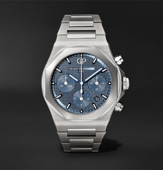 Girard-Perregaux Laureato Chronograph Automatic 42mm Stainless Steel Watch