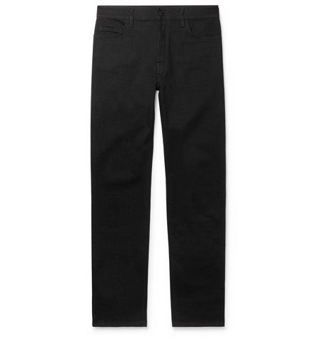 The Row Irwin Organic Cotton-Blend Denim Jeans