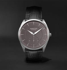 Parmigiani Fleurier - Tonda 1950 Automatic 40mm Stainless Steel and Alligator Watch