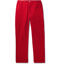 Sleepy Jones Marcel Cotton-Corduroy Pyjama Trousers
