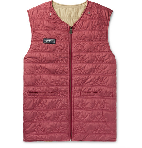 adidas Consortium SPEZIAL Reversible Quilted Shell Gilet