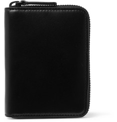 Common Projects Leather Zip-Around Wallet