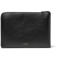 Common Projects Leather Zip-Around Pouch