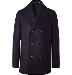Private White V.C. - Melton Merino Wool Peacoat