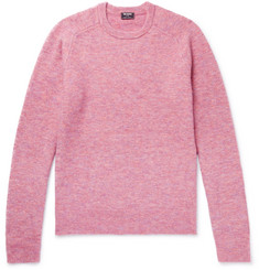 Todd Snyder Mélange Knitted Sweater