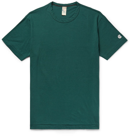 Todd Snyder + Champion + Champion Cotton-Jersey T-Shirt