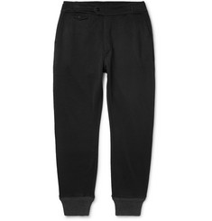 RRL Slim-Fit Fleece-Back Jersey Track Pants