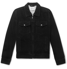 FRAME Slim-Fit Cotton-Corduroy Jacket