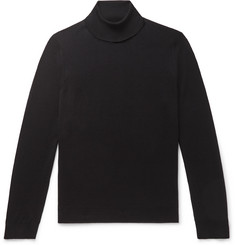 De Petrillo Merino Virgin Wool Polo Shirt