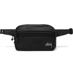 Stüssy Mesh and Ripstop Belt Bag