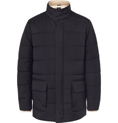 Loro Piana Storm System® Quilted Shell Jacket