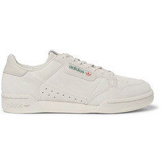 adidas Originals Continental 80 Suede Sneakers