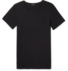 Hanro Slim-Fit Mercerised Stretch-Cotton Jersey T-Shirt