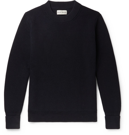 SALLE PRIVÉE Marn Virgin Wool Sweater
