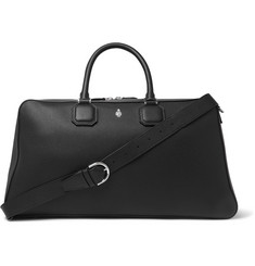 Mark Cross Cole Full-Grain Leather Holdall