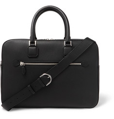 Mark Cross - Full-Grain Leather Briefcase
