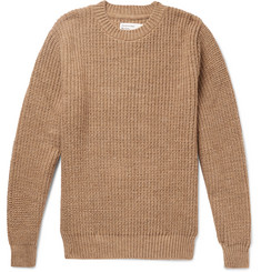 Universal Works Ribbed Knitted Sweater